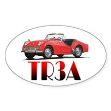 The TR3A Decal