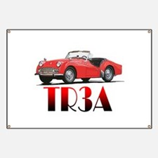 The TR3A Banner