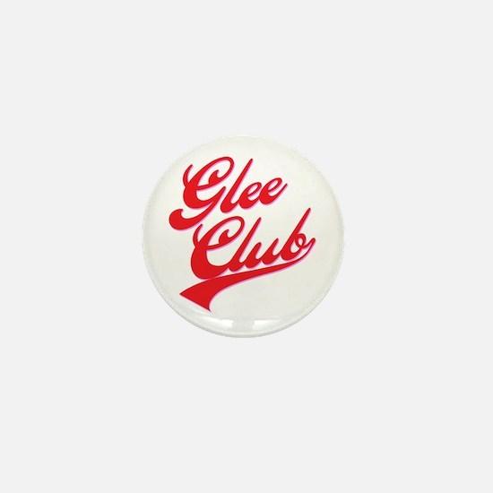 Glee Club Ballpark Mini Button