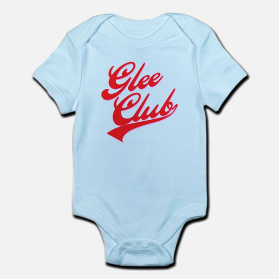Glee Club Ballpark Infant Bodysuit