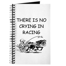 harness racing gifts Journal