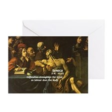 Seneca Strength of Mind Greeting Cards (Package of
