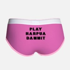 Play Harpua Dammit Women's Boy Brief