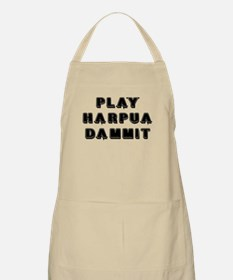 Play Harpua Dammit Apron