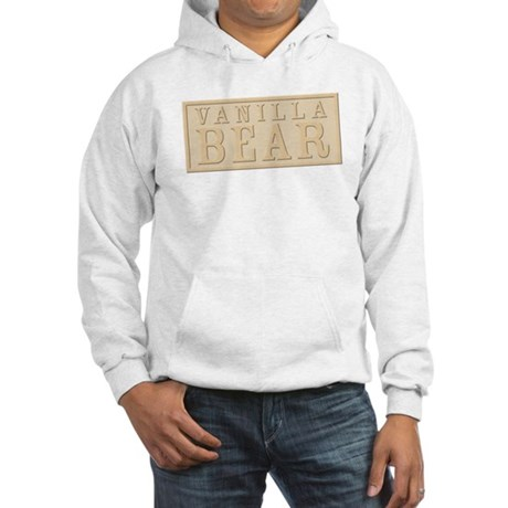 Vanilla Bear Hooded Sweatshirt
