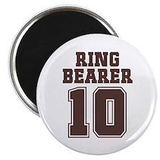 Uniform Ring Bearer 10 Magnet
