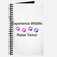 Experience Wildlife Raise Twins Journal
