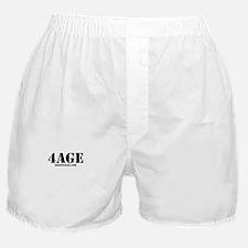 4AGE - Boxer Shorts
