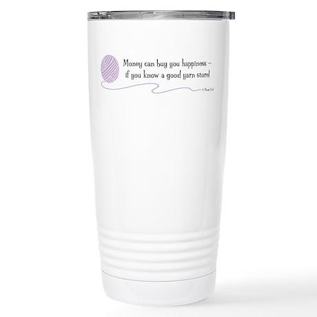 Yarn Funny #23 - Stainless Steel Travel Mug