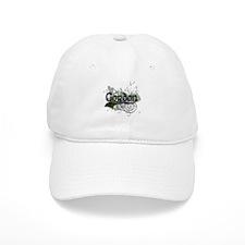 Gordon Tartan Grunge Baseball Cap