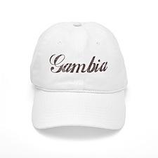 Vintage Gambia Baseball Cap
