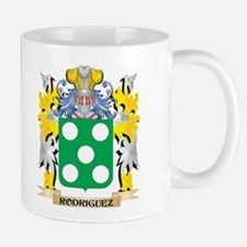Rodriguez Family Crest - Coat of Arms Mugs