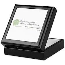 Yarn Funny #10 - Keepsake Box
