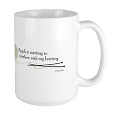 Yarn Funny #10 - Ceramic Mugs
