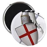 Shield of Saint George Magnet