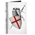 Shield of Saint George Journal