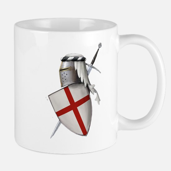 Shield of Saint George Mug