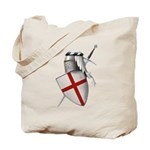 Shield of Saint George Tote Bag