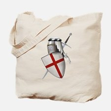 Shield of Saint George Tote Bag