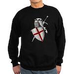Shield of Saint George Sweatshirt (dark)
