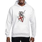 Shield of Saint George Hooded Sweatshirt