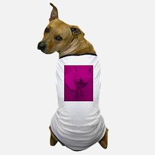 pink cat artist-designed Dog T-Shirt