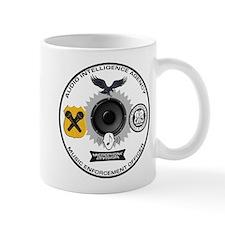 The AUDIO INTELLIGENCE AGENCY Office Mug