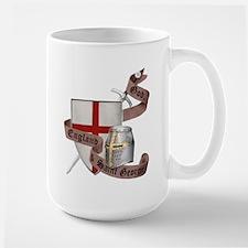 England and Saint George Large Mug
