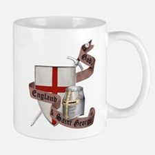 England and Saint George Mug