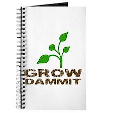 Grow Dammit Journal
