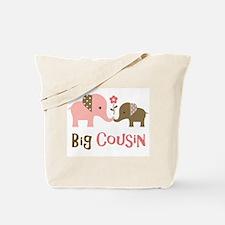 Big Cousin - Elephant Tote Bag