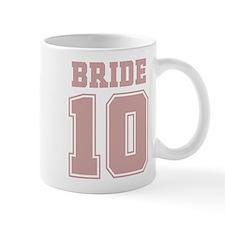 Pink Bride 10 Mug