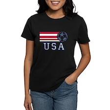 USA Soccer Tee