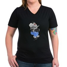 Elephant Unicyclist - Shirt