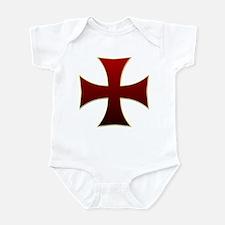 Templar Cross Infant Bodysuit