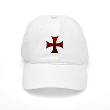 Templar Cross Baseball Cap