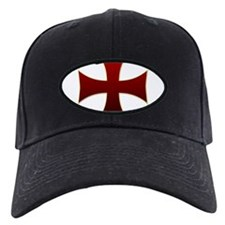 Templar Cross Baseball Hat