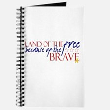 Land of the free ... brave Journal