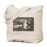 Guidance of Love / Reason Tote Bag