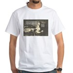 Guidance of Love / Reason White T-Shirt