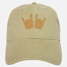 Rock & Roll Hands Baseball Baseball Cap