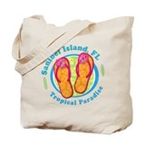 Sanibel Canvas Bags