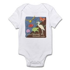 Sanibel Island - Explore Infant Bodysuit