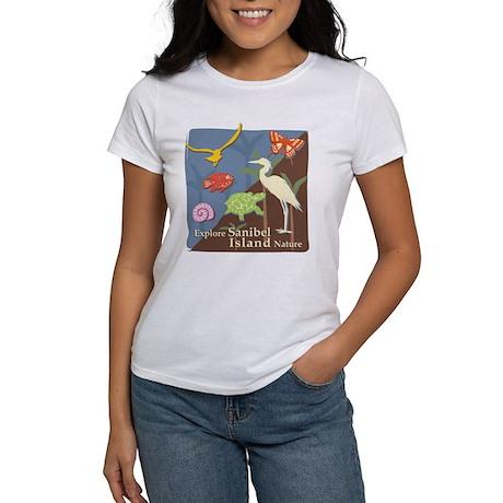 Sanibel Island - Explore Women's T-Shirt