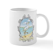 Captiva Island - Egret on Bea Mug