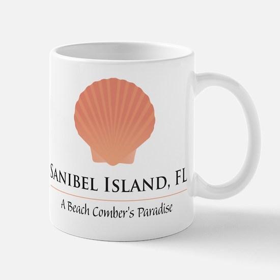 Sanibel Island - Shell Mug