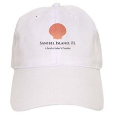 Sanibel Island - Shell Baseball Cap
