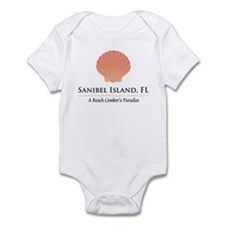 Sanibel Island - Shell Infant Bodysuit