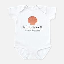 Sanibel Island - Shell Infant Bodysuit