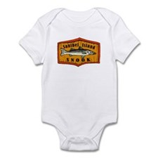 Sanibel Island - Fish Infant Bodysuit